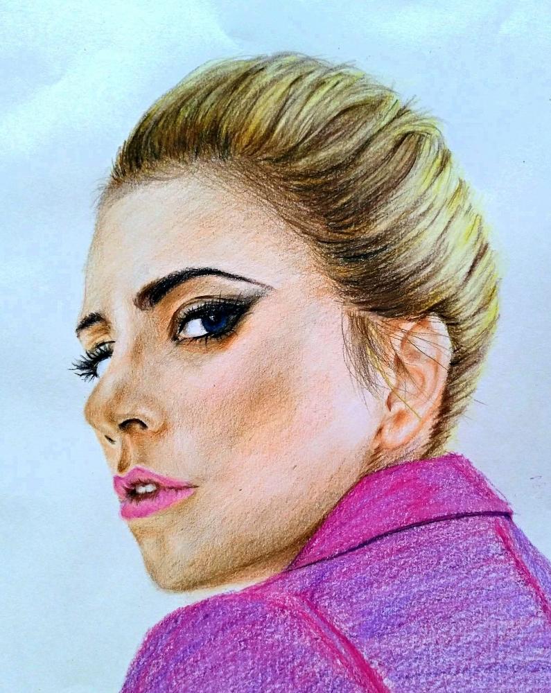 Lady Gaga par linshyhchyang